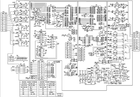 принципиальная электрическая схема ресанта