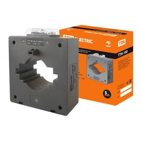 Трансформатор тока измерительный ТТН 100/1000/5-15VA/0,5-Р TDM